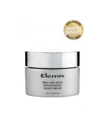 ELEMIS - 海洋膠原注氧晚霜  - 50ml