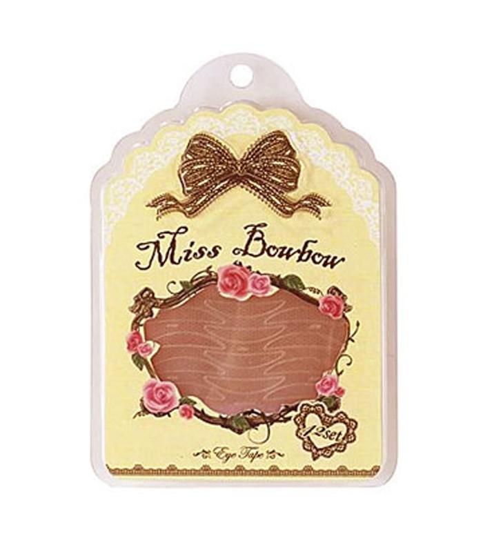 Miss Bowbow 撥撥小姐 - 隱形雙眼皮貼 -黃版 附白膠 - 5mL/42回