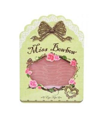 Miss Bowbow - 隱形雙眼皮貼(新款) 綠版 附黃膠-5mL/42回