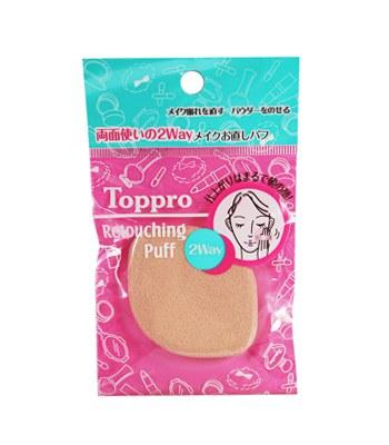 Toppro - Z型兩用粉撲  - 1入