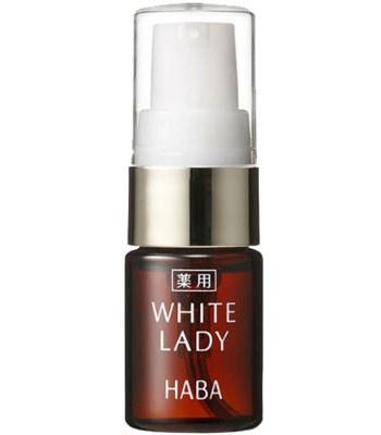 HABA - HABA-WHITE LADY美白精華液