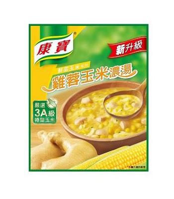 knorr 康寶 - 新雞蓉玉米濃湯(2入)  - 1組
