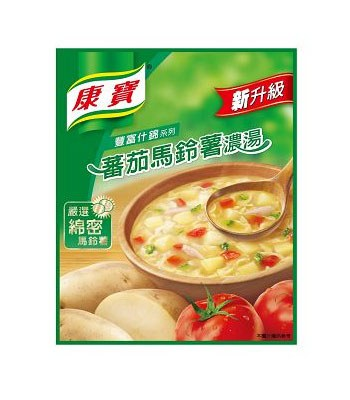knorr 康寶 - 新蕃茄馬鈴薯濃湯(2入)  - 1組