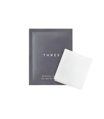 THREE - 精萃卸甲棉-1枚×10包