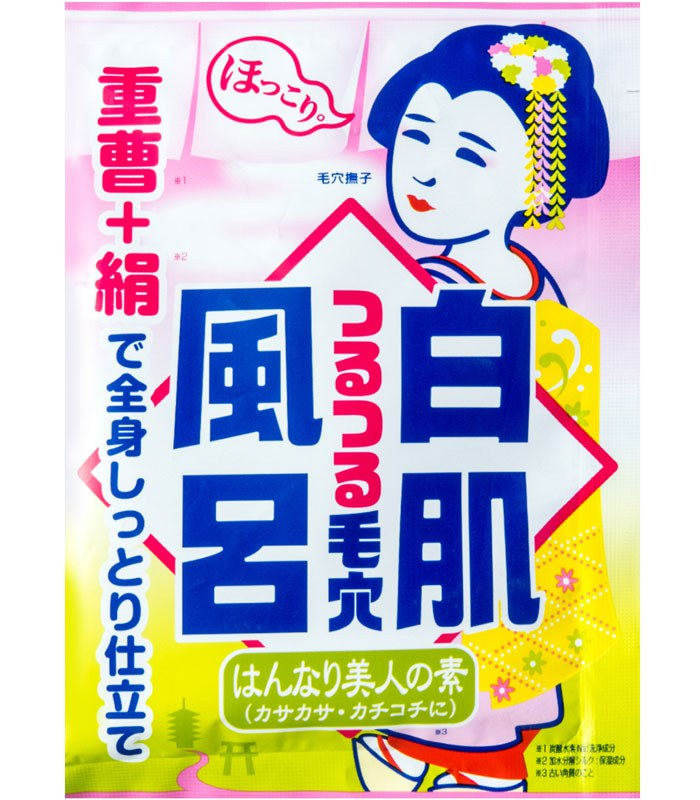 Ishizawa Lab 石澤研究所 - 毛內撫子-白肌美人泡湯包 - 30g