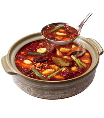 台灣蒙太極 - 蒙古火鍋湯底(1-2人份) -辣湯 - 60g