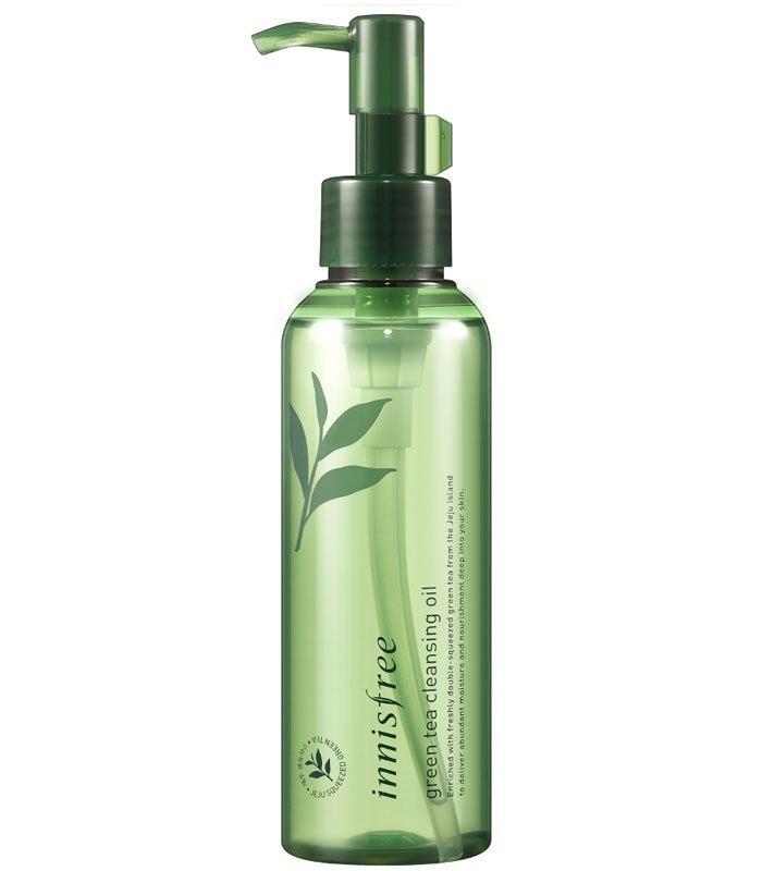 Innisfree 悅詩風吟 - 綠茶保濕卸妝油  - 150ml