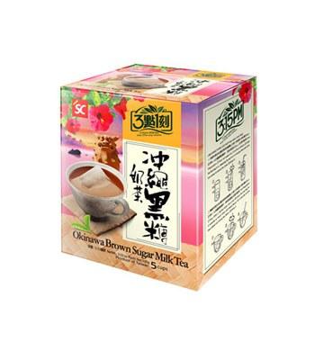 3點1刻 - 沖繩黑糖奶茶  - 5包/盒