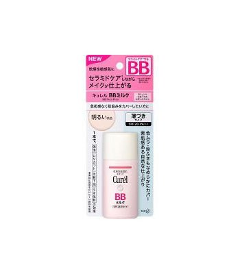Curel - 潤浸保濕屏護力BB乳 SPF28 PA++