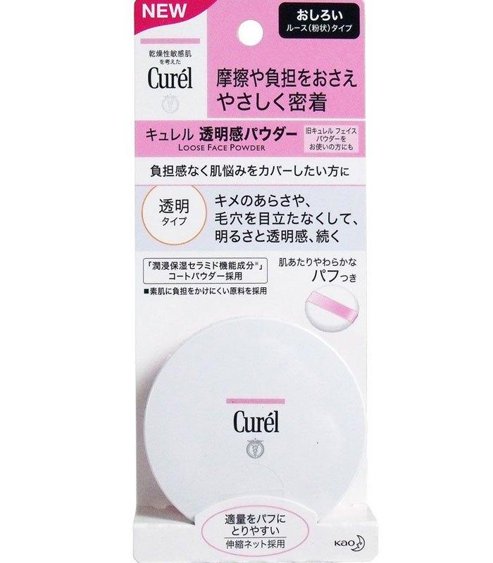 Curel 珂潤 - 潤浸保濕屏護力蜜粉  - 4g