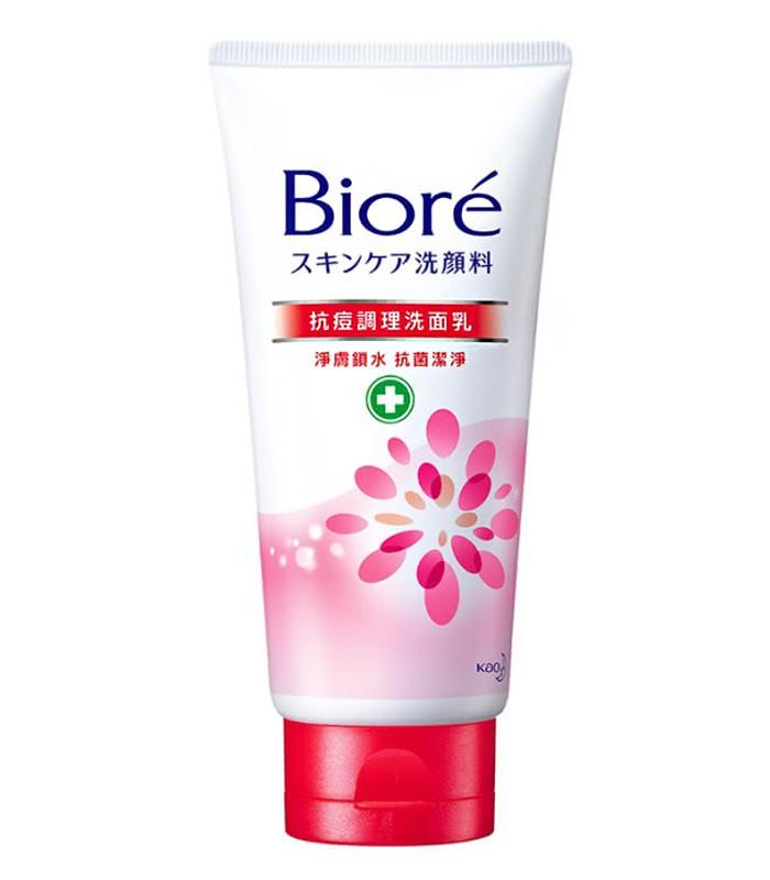 Biore 蜜妮 - 抗痘調理洗面乳  - 100g