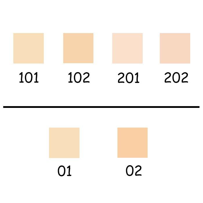 RMK - 凝霜輕透光粉餅 - (蕊+盒)
