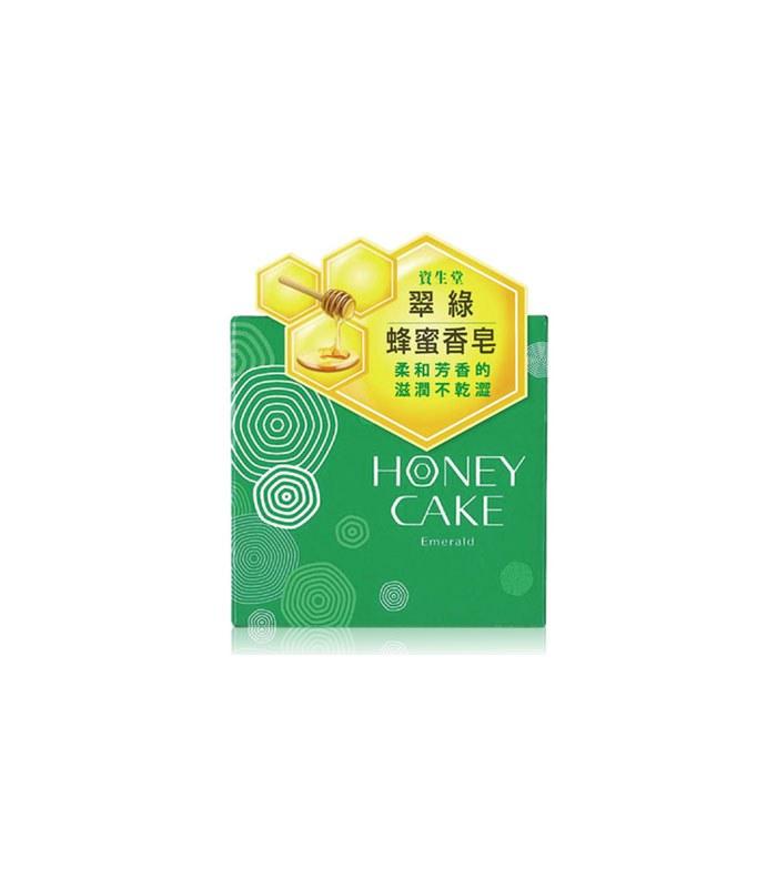 SHISEIDO TOKYO 資生堂東京櫃 - 翠綠蜂蜜香皂EX  - 100g