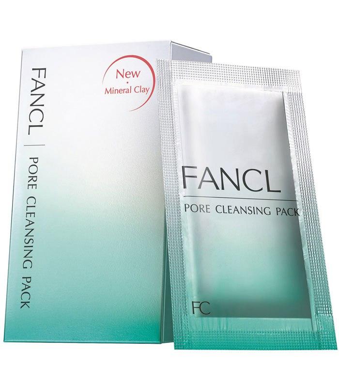 FANCL 芳珂 - 黑頭潔淨軟膜  - 8 包