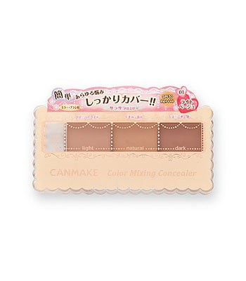 CANMAKE - 全方位遮瑕組