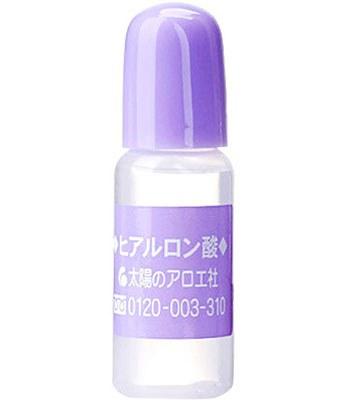 Japan buyer_makeup 日本美妝專區 - 太陽社玻尿酸高效保濕原液  - 10ml