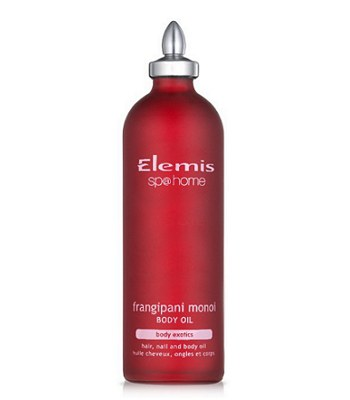 ELEMIS - 大溪地雞蛋花身體潤膚油-100ml