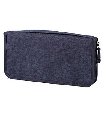 MUJI - 聚酯纖維護照夾