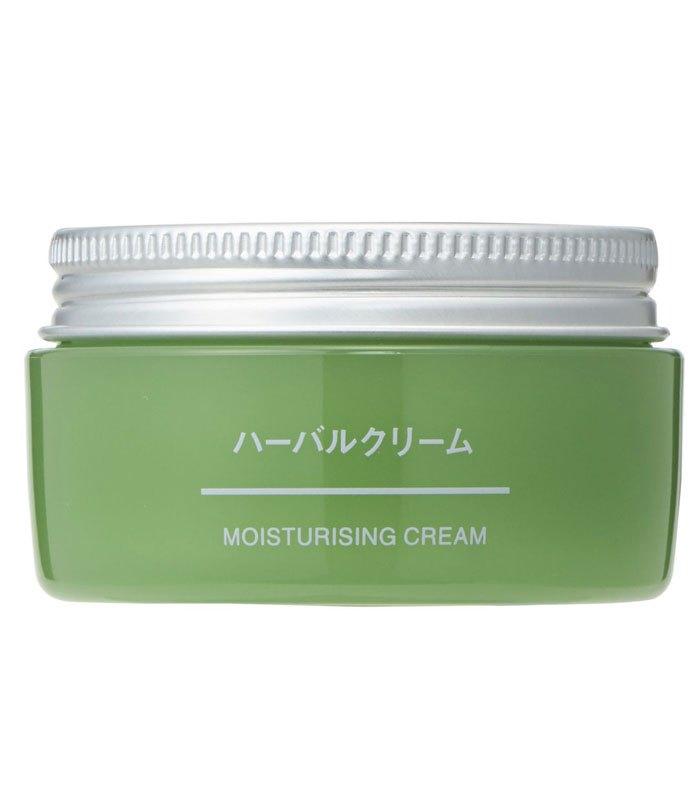 MUJI 無印良品 - 草本乳霜  - 45g