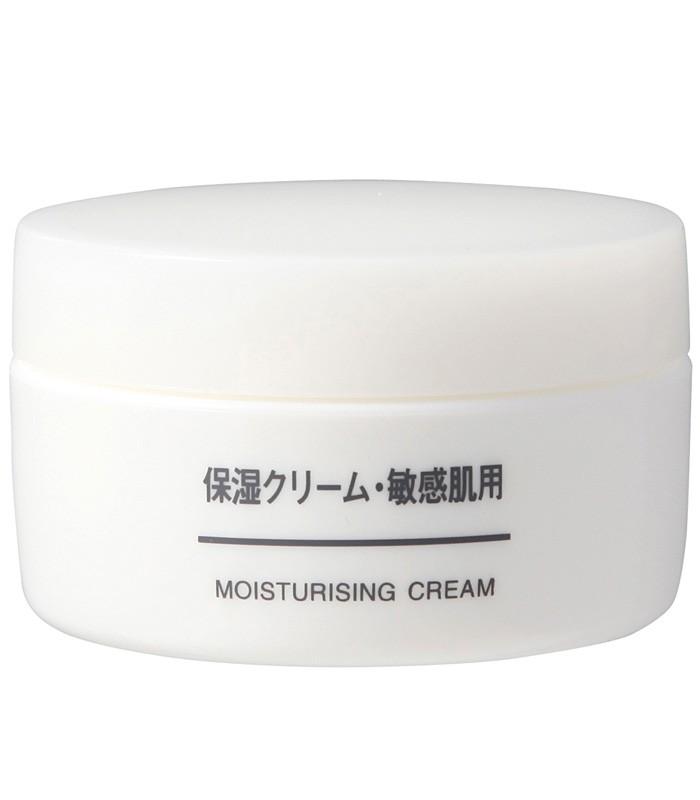 MUJI 無印良品 - 敏感肌保濕乳霜  - 50g