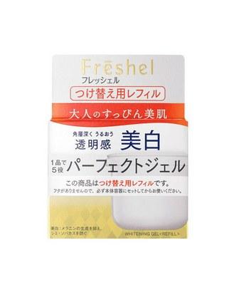 Freshel - 深層涵水保濕凝膠(美白)補充瓶-80g