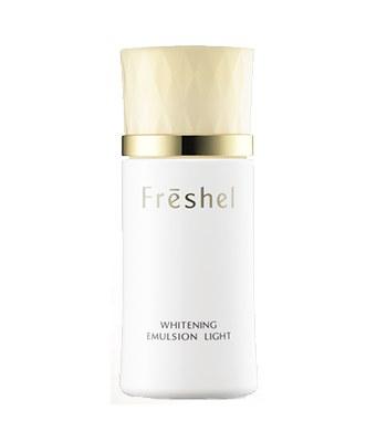 Freshel - 深層涵水保濕乳(美白)-清爽型-130mL