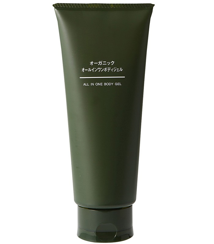 MUJI 無印良品 - 草本潤澤ALL IN ONE身體保濕凝膠  - 200g