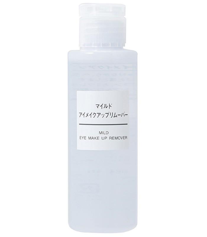 MUJI 無印良品 - 溫和眼部卸妝液  - 110ml