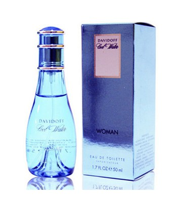 Davidoff - Cool Water 冷泉女性淡香水-50ml