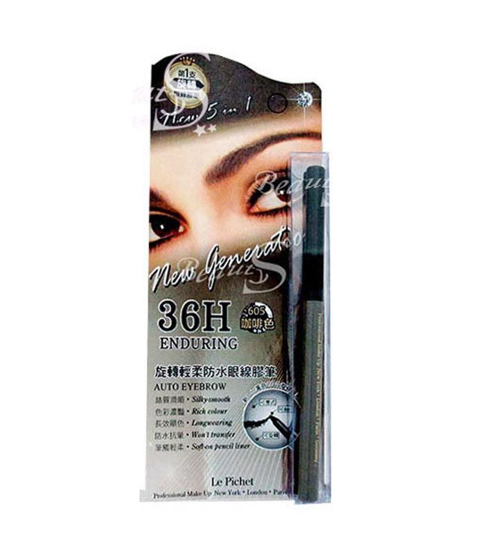 MYHUO Makeup Collection 買貨彩妝 - Le Pichet 旋轉輕柔防水眼線膠筆 - 1.5g