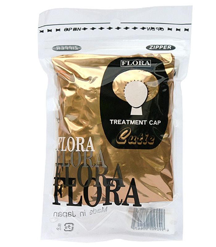 Japan buyer_makeup 日本美妝專區 - LAUREL Flora專業美髮護髮帽 - 1入