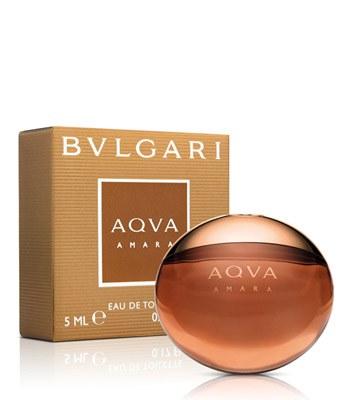 Bvlgari - 豔陽水能量男性淡香水-5ml