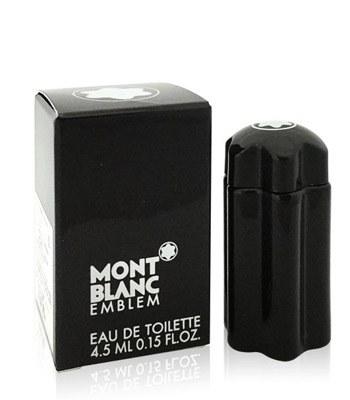 Mont Blanc - 萬寶龍男性淡香水迷你瓶-4.5ml