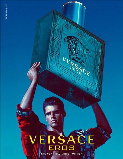 Versace 凡賽斯 - 情緣男性淡香水迷你瓶  - 5ml