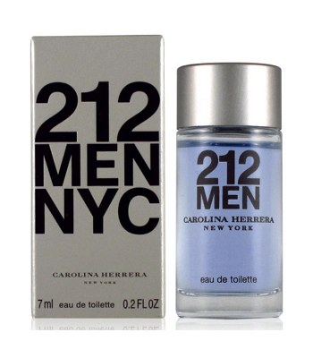 Carolina Herrera - 212 Men 男性淡香水-7ml