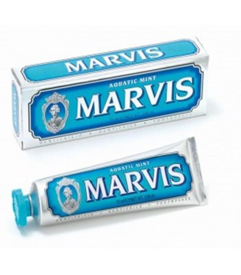 Marvis - 海洋薄荷牙膏(大藍)-75ML
