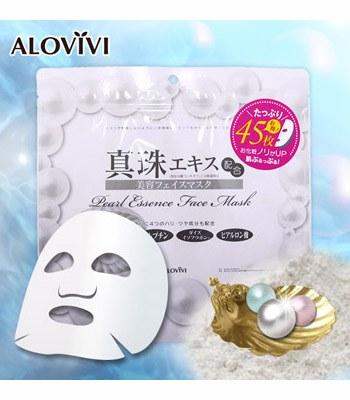 ALOVIVI  - 真珠面膜-45枚