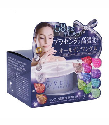 ALOVIVI - All-in-one 水凝霜-100g