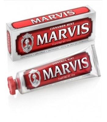 Marvis - 肉桂薄荷牙膏(大紅)-75ml