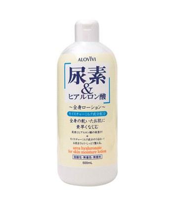 ALOVIVI  - 尿素&玻尿酸濕敷化妝水-500ml