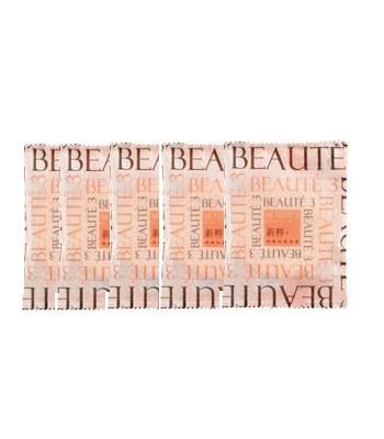 BEAUTE 3 - 橘色新粹海綿包-5入