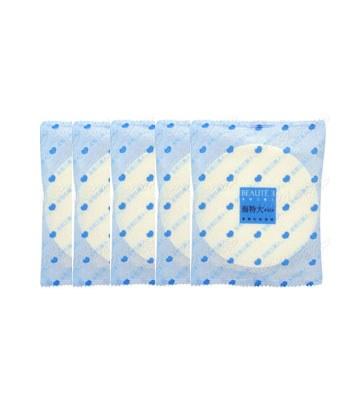 BEAUTE 3 - 藍色424海棉包-5入