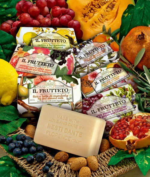 Myhuo Recommend Soap 買貨網推薦香皂 - 義大利Nesti Dante手工香皂 - 250g
