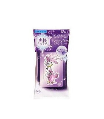 MANDOM - 全身用乾爽潔膚濕紙巾