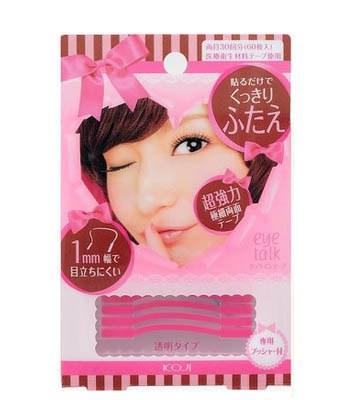 KOJI - 美型極細雙眼皮貼-30回