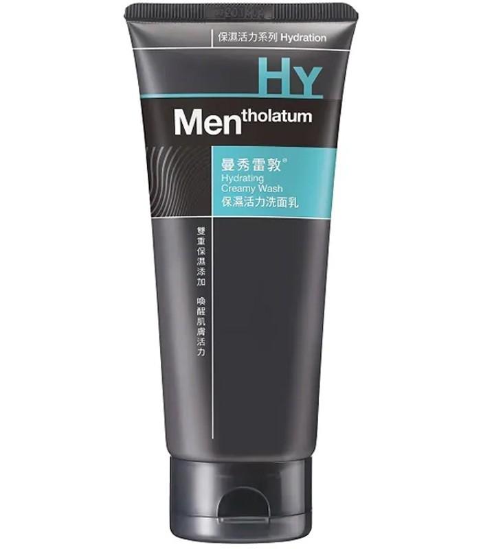 MENTHOLATUM 曼秀雷敦 - 男士保濕活力洗面乳  - 100g