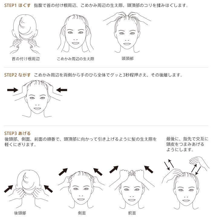 POLA 寶麗 - 能量健髮露 BK  - 170ml