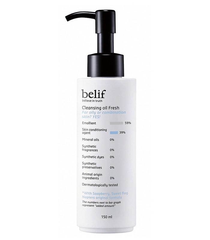 belif - 無患子清爽卸妝油  - 150ml