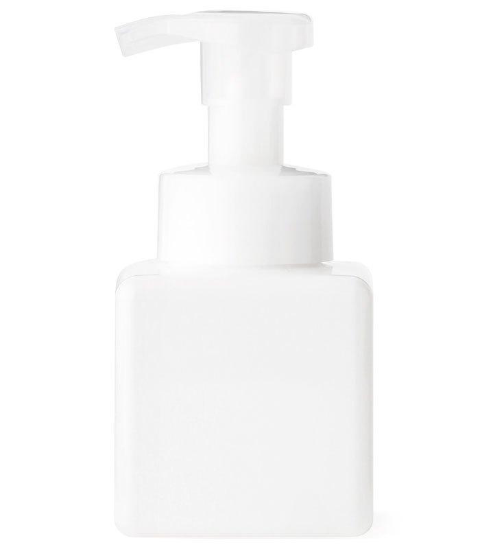 MUJI 無印良品 - PET慕斯瓶/白  - 250ml
