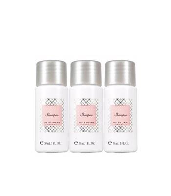 Jill Stuart (品牌85折) - 【特惠品組合】 RELAX 純白花漾潤髮乳-30ml x3